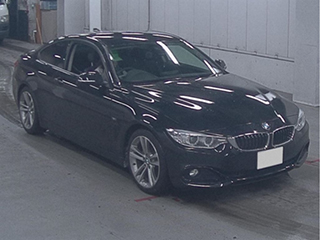 2014 BMW 420i Sport Coupe
