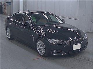 2014 BMW 420i Luxury Coupe