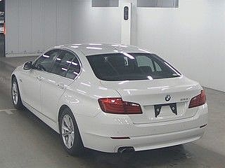 2010 BMW 523i Highline