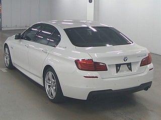 2013 BMW 535i Active Hybrid M-Sport