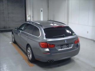 2012 BMW 528i Highline Touring