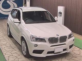 2013 BMW X3 xDrive 35i M-Sport