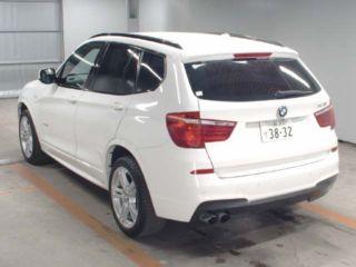 2011 BMW X3 xDrive 35i M-Sport