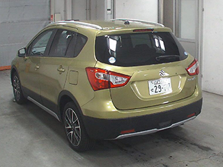 2016 Suzuki SX4 S-Cross
