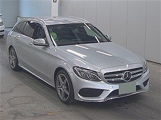 2015 Mercedes Benz C200 Estate Avantgarde AMG Line