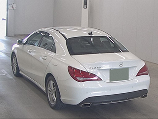 2013 Mercedes Benz CLA180