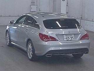 2016 Mercedes Benz CLA250 Shooting Brake