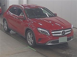 2015 Mercedes Benz GLA180