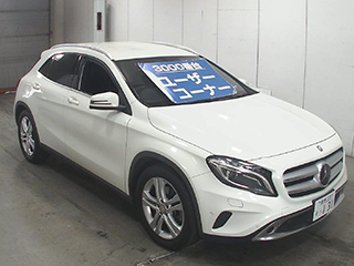 2014 Mercedes Benz GLA250