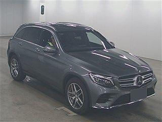 2016 Mercedes Benz GLC250 4Matic AMG Sports Package