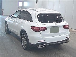 2017 Mercedes Benz GLC250 4Matic AMG Sports Package