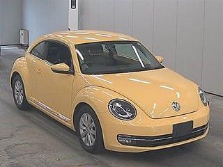 2013 Volkswagen Beetle Design