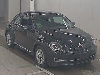 2015 Volkswagen Beetle Design