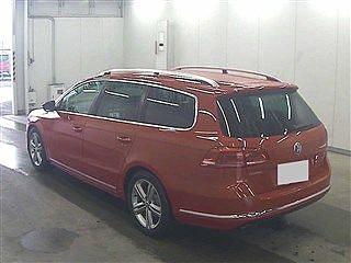 2015 Volkswagen Passat Variant R-Line
