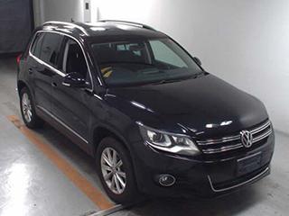 2012 Volkswagen Tiguan 4WD Sport & Style