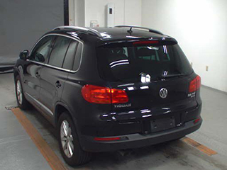 2010 Volkswagen Tiguan 4WD Sport & Style