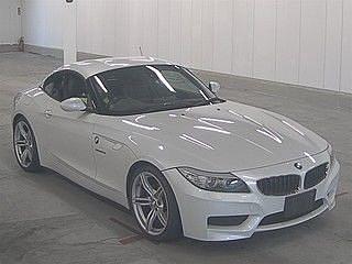 2012 BMW Z4 sDrive 20i M-Sport