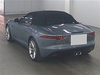 2013 Jaguar F-Type Convertible