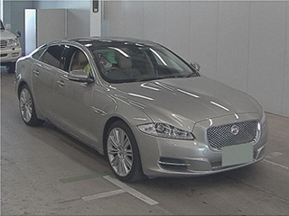 2012 Jaguar XJ Premium Luxury