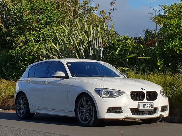 BMW M135i, Charlie Duke, Auckland, New Zealand