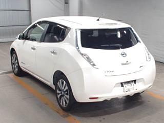 2013 Nissan Leaf G