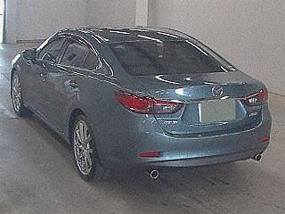 2013 Mazda Atenza 25S L-Package Sedan