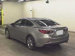 2014 Mazda Atenza 25S L-Package Sedan