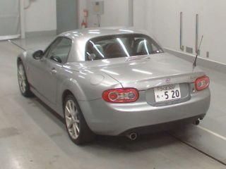 2010 Mazda MX-5 Roadster RS RHT