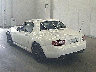2011 Mazda MX-5 Roadster RS RHT