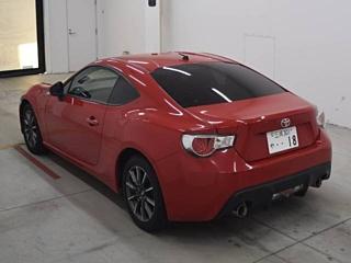 2012 Toyota 86 G