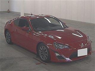 2013 Toyota 86 G