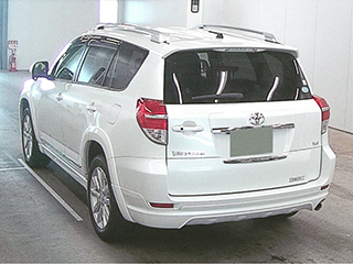 2010 Toyota Vanguard 350S G-Package 4WD