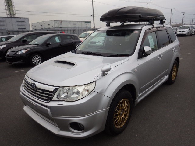 Export to New Zealand Subaru Forester