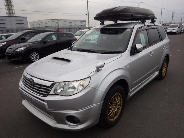 Export to New Zealand Subaru Forester