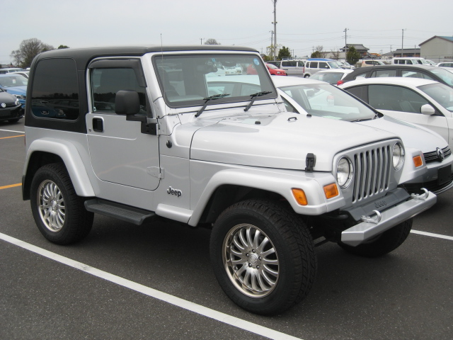 Export to Samoa Jeep Wrangler