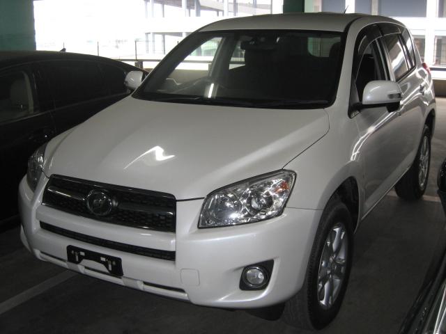 Export to Samoa Toyota Rav4