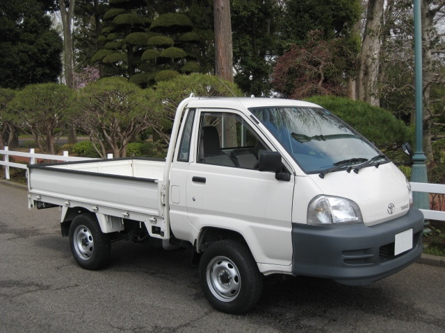Export to Samoa Toyota Townace 4WD Truck