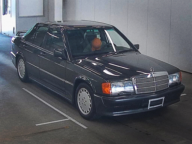 1992 Mercedes Benz 190E 2.5-16 Cosworth