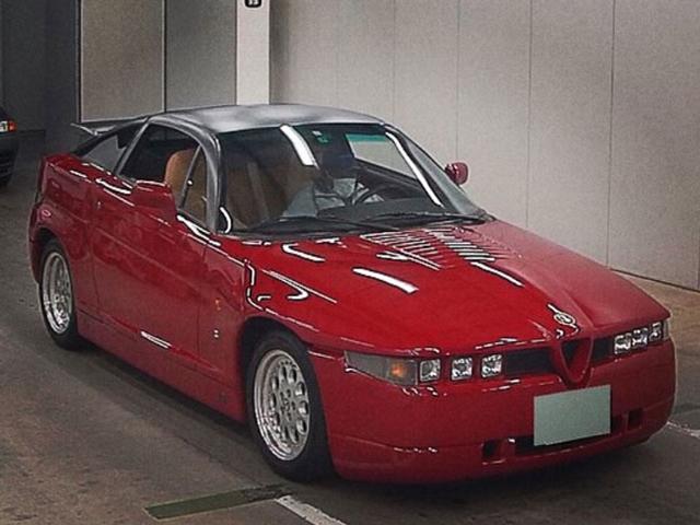 1994 Alfa Romeo SZ