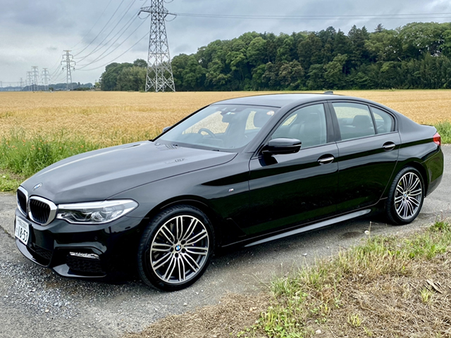 Sell my car in Japan BMW 530i M-Sport