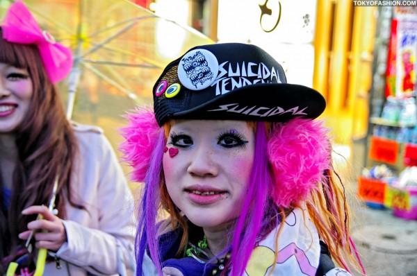 Suicidal Tendencies x Galaxxxy in Tokyo