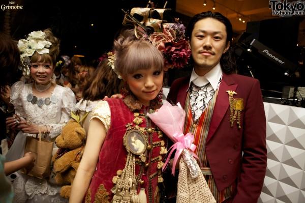 Hitomi & Naoaki of Grimoire.