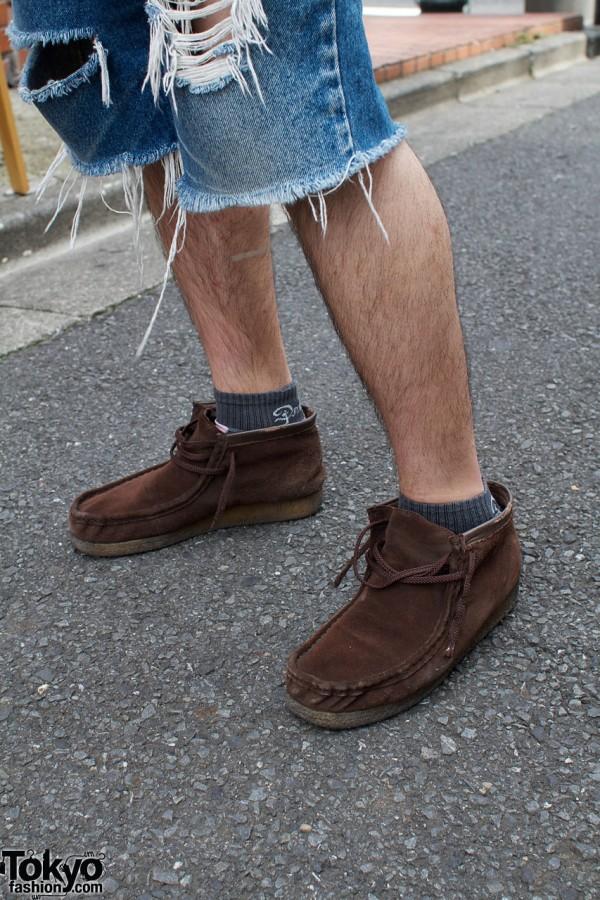 Resale suede shoes