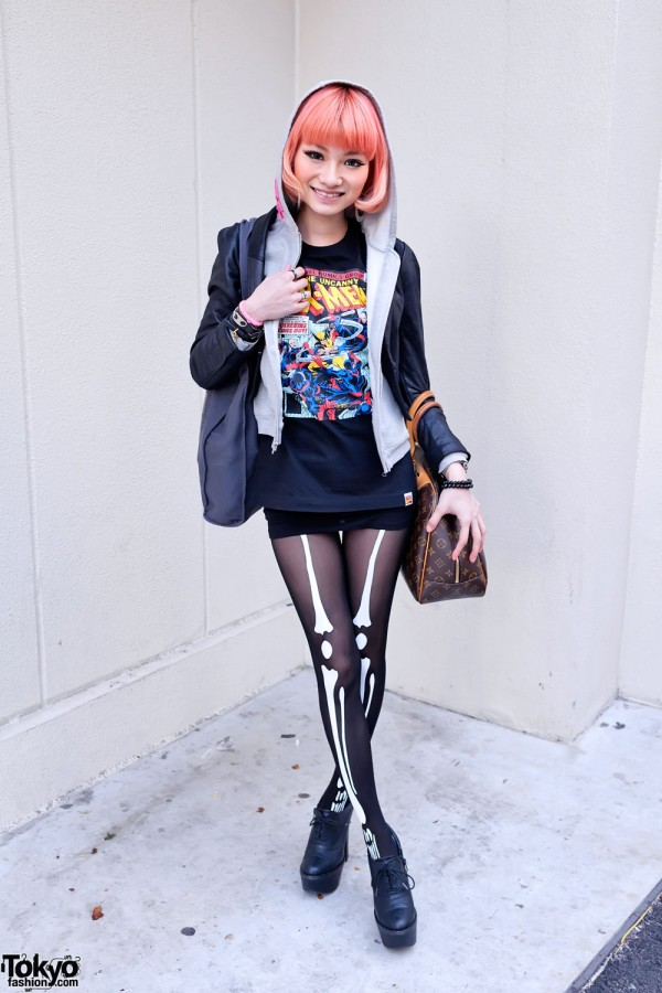 street fashion of Japan