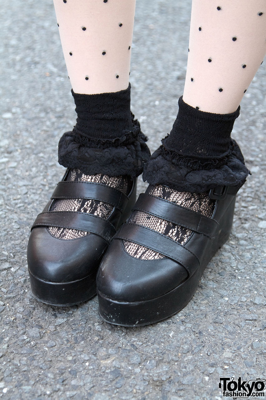 80s Ring Shoes D