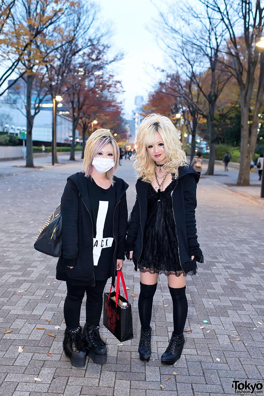 The GazettE Visual Kei Fan Fashion In Tokyo 1 Tokyo