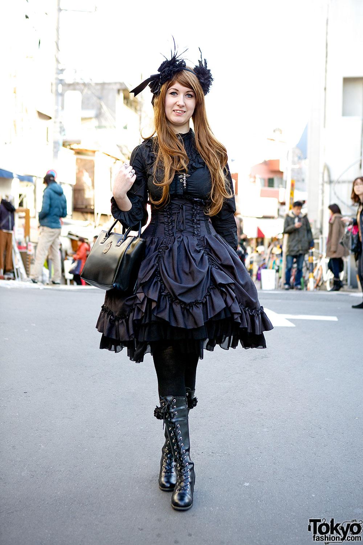 Gothic Lolita Tokyo Fashion News