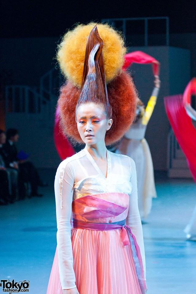 japanese hairstyles   tokyo fashion news