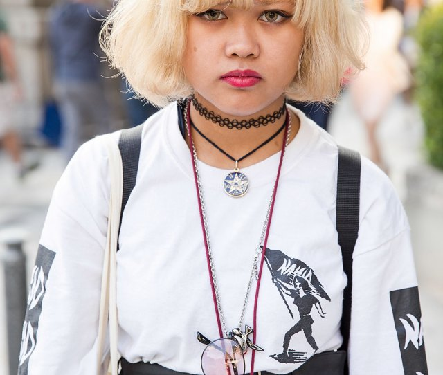 Narumis Favorite Places To Shop Are Barrack Room Bubbles Harajuku And Vivienne Westwood Find Out More About Her On Twitter And Instagram