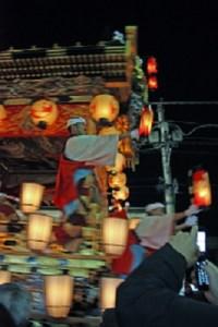 秩父夜祭2009
